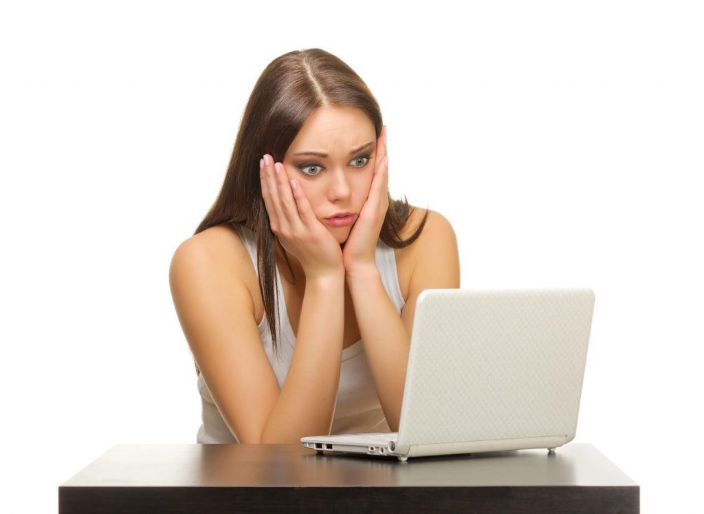 Online Trouble